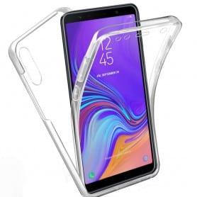 360 koko silikonikuori Samsung Galaxy A7 2018 (SM-A750F)