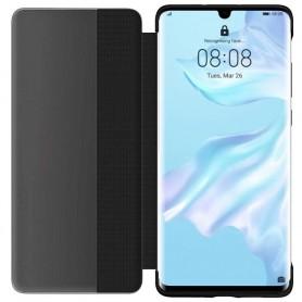 Smart View läppäkotelo Huawei P30 Pro (VOG-L29) - musta