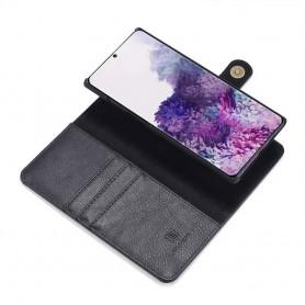 Matkapuhelimen magneettinen DG Ming Samsung Galaxy S20 Plus musta